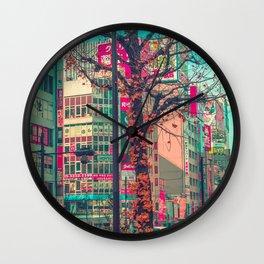 TOKYO CITY TREE Wall Clock