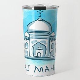 Agra 02 Travel Mug