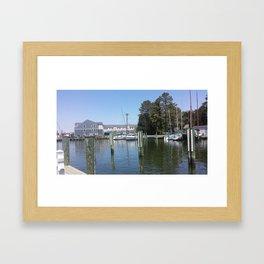 St Michaels,MD  Framed Art Print