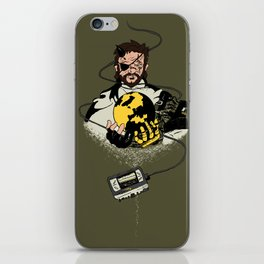 The Man Who Sold The World iPhone Skin