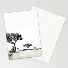 South African Trees Collection Stationery Cards
