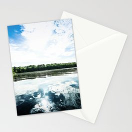 Mirrored Stationery Cards