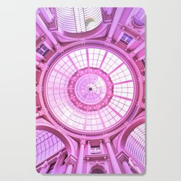 Pink Architecture Monument Cutting Board