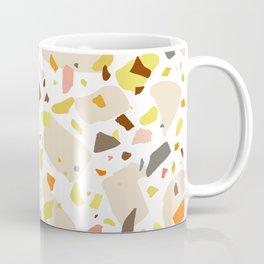 Yellow Terrazzo Coffee Mug