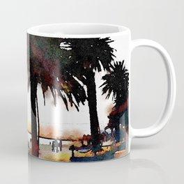 St Kilda Sunset Coffee Mug