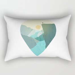 Norway Preikestolen Rectangular Pillow