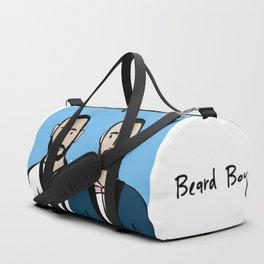 Beard Boy: Albert & Lucho Duffle Bag