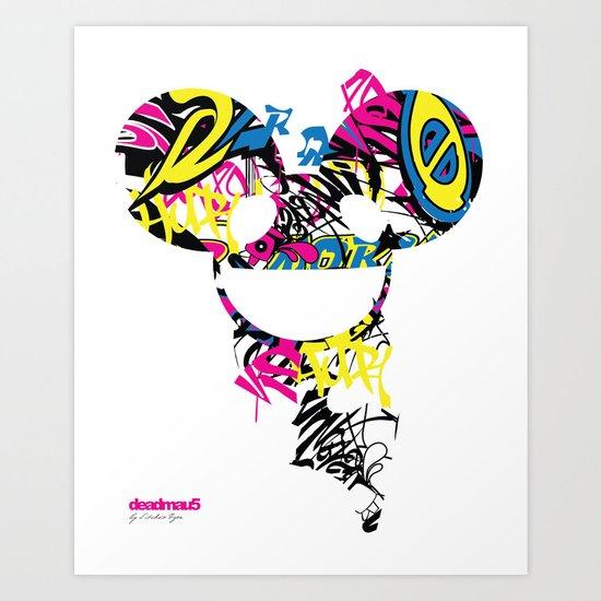 Deadmau5 Art Print