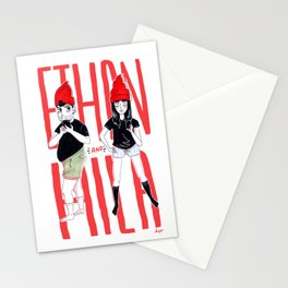 T.H.I.C.C Stationery Cards