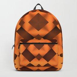 Pattern in Warm Tones Backpack