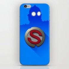 iron giant iPhone & iPod Skin