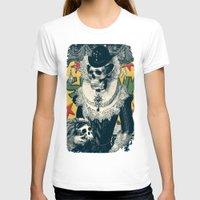 lady gaga T-shirts featuring Lady by Ali GULEC