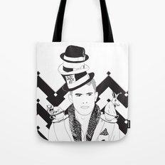 Alice in Wonderland Series - It's always tea time Tote Bag