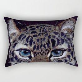 Amur Leopard Rectangular Pillow