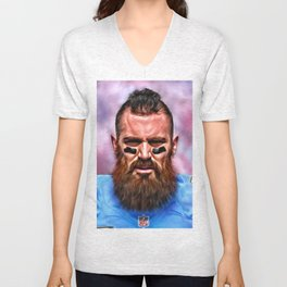 Eric Weddle Unisex V-Neck