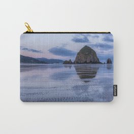 Daybreak at Haystack Rock Carry-All Pouch