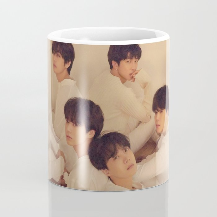 BTS / Bangtan Boys Coffee Mug