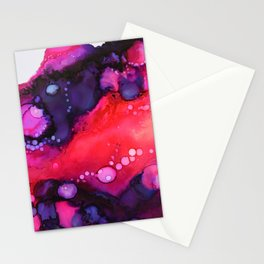 Pink Candy Stationery Cards