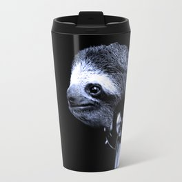 DJ Sloth Travel Mug