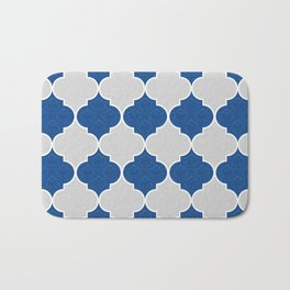 Moroccan Trellis Bath Mat