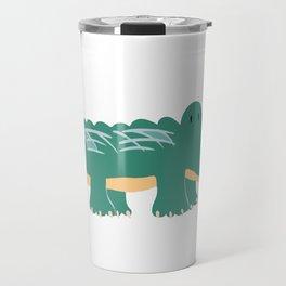 Alligator - Crocodile Travel Mug