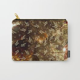 Happy holidays you magical Christmas tree, you! Carry-All Pouch