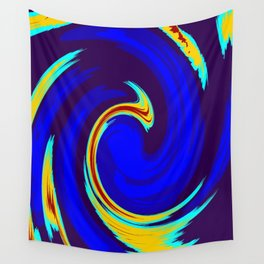 Radical Radar Wall Tapestry