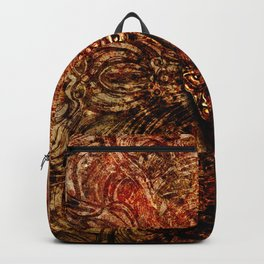 AlienPattern Backpack