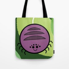 Cutesy Crawlies — Spider Tote Bag