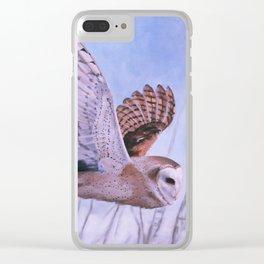 Widgeon Clear iPhone Case
