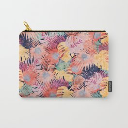 Tropical Leaves #05 Carry-All Pouch