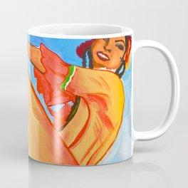 Ballarina Coffee Mug