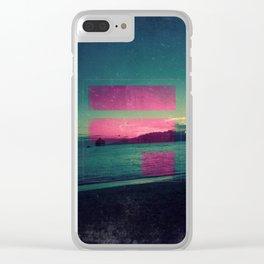 VISA 63 Clear iPhone Case