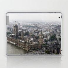 Big Ben from the London Eye Laptop & iPad Skin