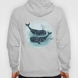 Moby Whale Hoody