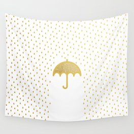 Raining song Wall Tapestry