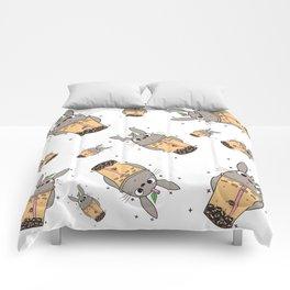 To-taro Bubble Tea Comforters