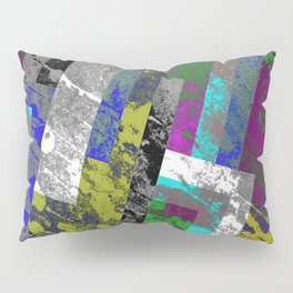 Textured Exclusion II Pillow Sham
