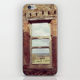 Mansion Window iPhone Skin