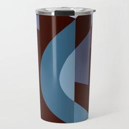 SUISSE - Art Deco Modern: BALORAMA LOUNGE Travel Mug