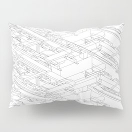 HVAC Pillow Sham