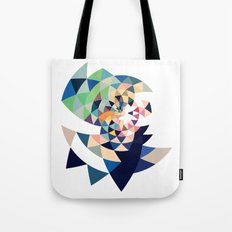 Datadoodle Eye of the Tiger Tote Bag