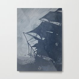 Assassin's Creed - Black Flag Metal Print