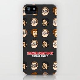 TPB Boys Head Repeat iPhone Case