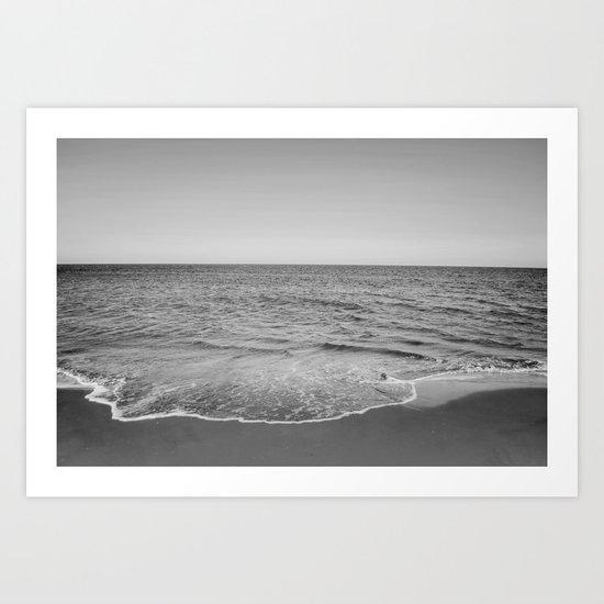 BEACH DAYS XXIV Art Print