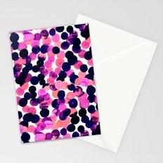 Gracie Spot Pink Stationery Cards