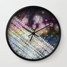 Gravitational Constant Wall Clock