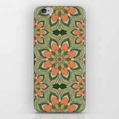 Mandala 57 iPhone & iPod Skin