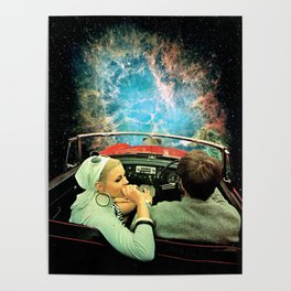 Space Riders Poster