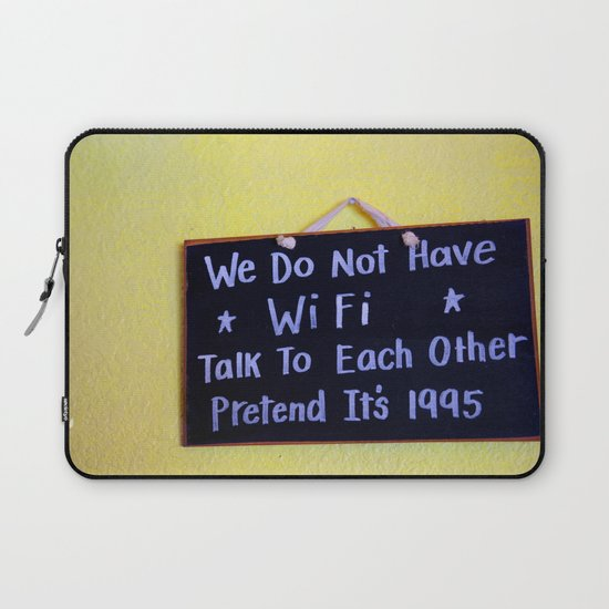 We Do Not Have WiFi by ane4ka